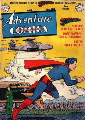 Adventure Comics # 136