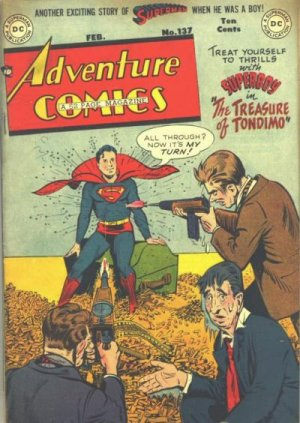 Adventure Comics # 137
