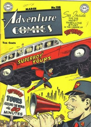 Adventure Comics # 138