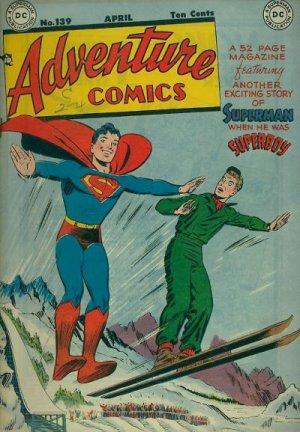 Adventure Comics # 139
