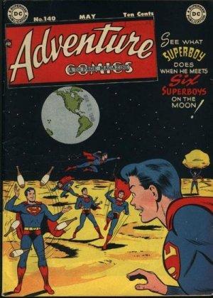 Adventure Comics # 140