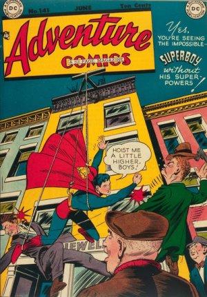 Adventure Comics # 141