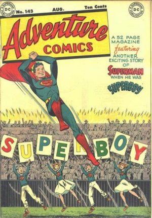 Adventure Comics # 143