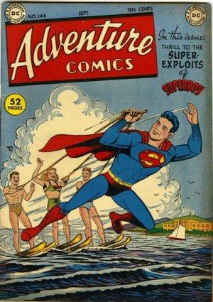 Adventure Comics # 144