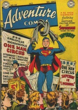 Adventure Comics # 145