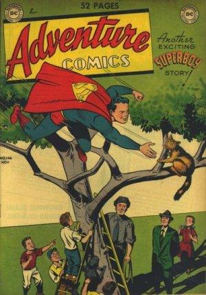 Adventure Comics # 146