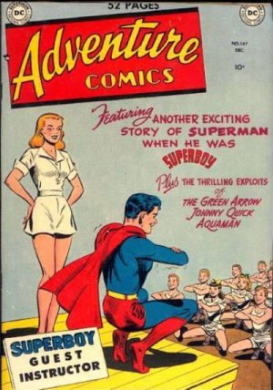 Adventure Comics # 147