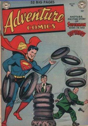 Adventure Comics # 149