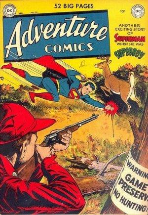 Adventure Comics # 151