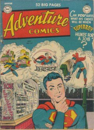 Adventure Comics # 152