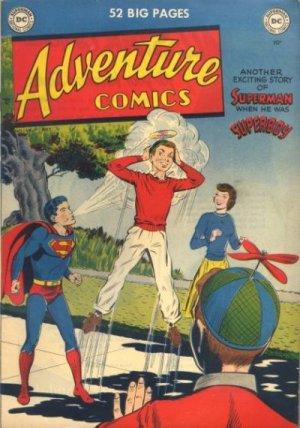 Adventure Comics # 154