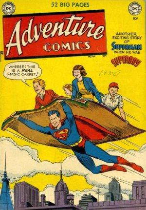 Adventure Comics # 156