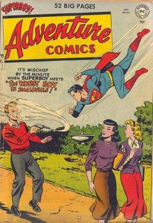 Adventure Comics # 157