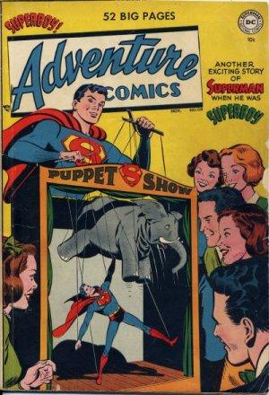 Adventure Comics # 158