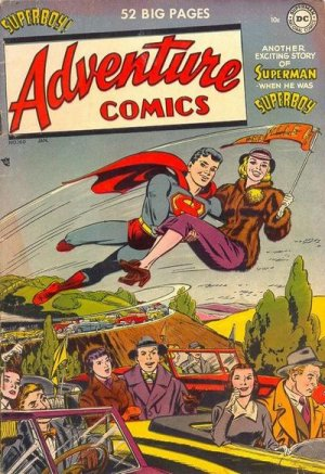 Adventure Comics # 160