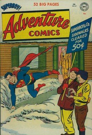 Adventure Comics # 161