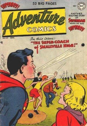 Adventure Comics # 162