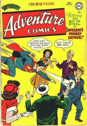 Adventure Comics # 163