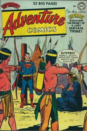 Adventure Comics # 164