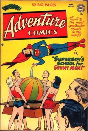 Adventure Comics # 165