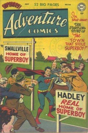 Adventure Comics # 166