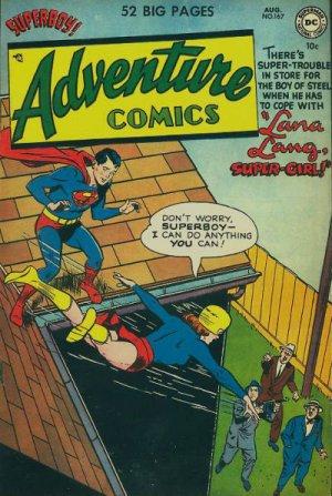 Adventure Comics # 167