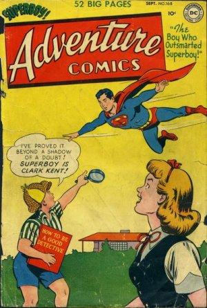 Adventure Comics # 168