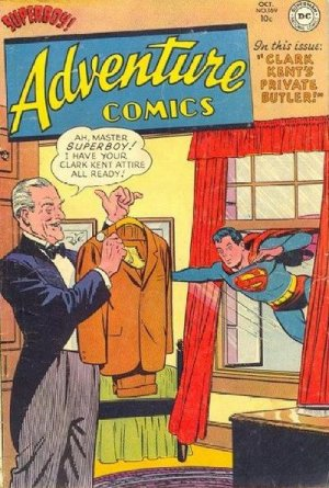 Adventure Comics # 169