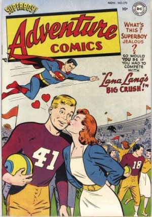 Adventure Comics # 170