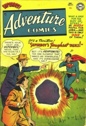 Adventure Comics # 171