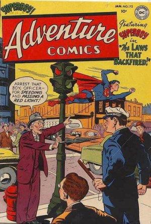 Adventure Comics # 172