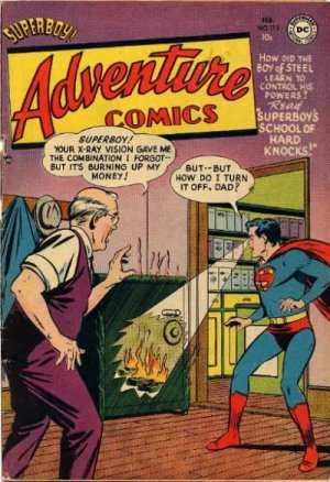 Adventure Comics # 173