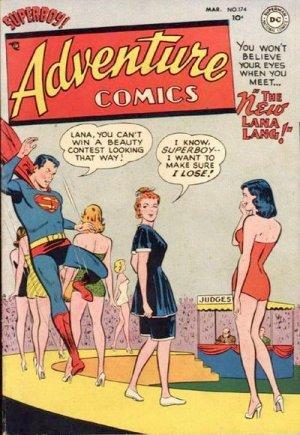 Adventure Comics # 174