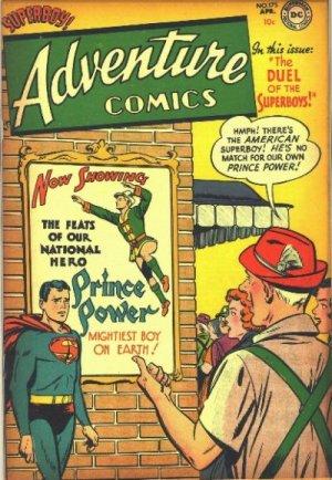 Adventure Comics # 175