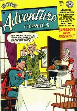 Adventure Comics # 176