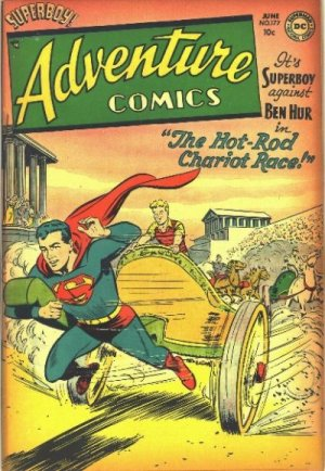 Adventure Comics # 177