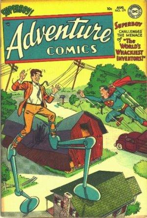 Adventure Comics # 179