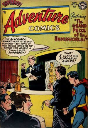 Adventure Comics # 180