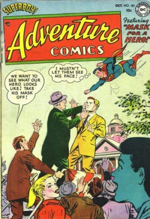 Adventure Comics # 181