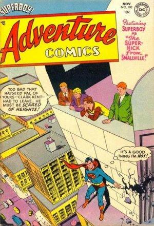 Adventure Comics # 182