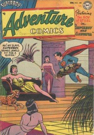Adventure Comics # 183