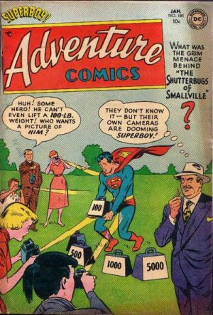 Adventure Comics # 184