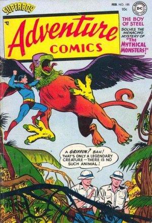 Adventure Comics # 185