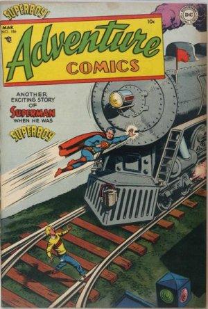 Adventure Comics # 186