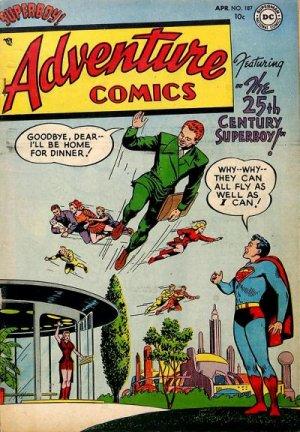 Adventure Comics # 187