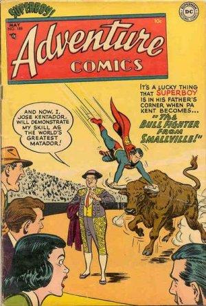Adventure Comics # 188