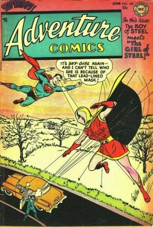 Adventure Comics # 189