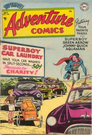 Adventure Comics # 190