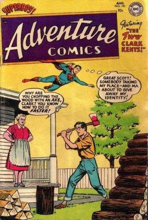 Adventure Comics # 191
