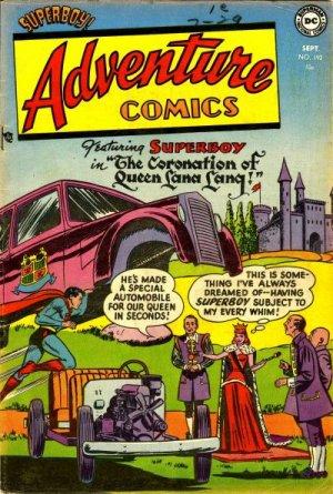 Adventure Comics # 192